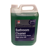 Foaming Bactericidal Bathroom Cleaner