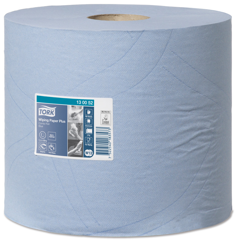 tork wiping paper plus 130052 905