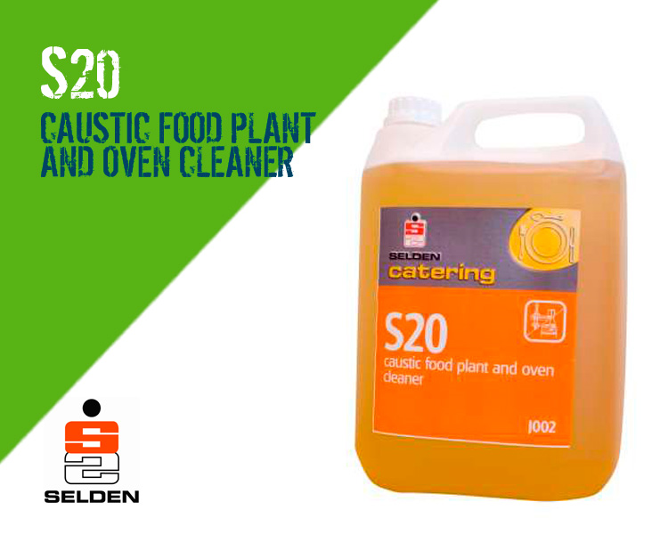 caustic plant drain and oven cleaner 5ltr 1072