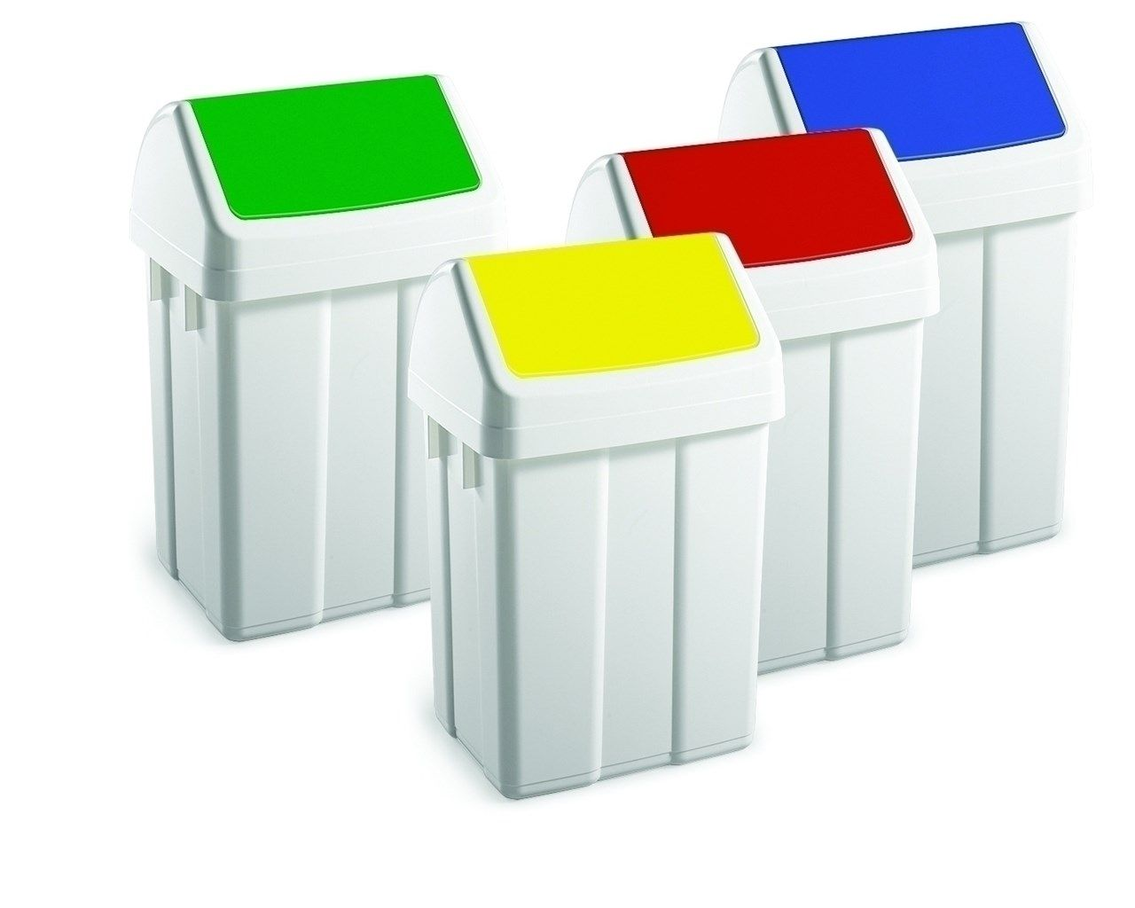 50ltr colour coded bin 1097 p