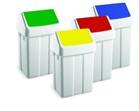 50ltr Colour Coded Bin