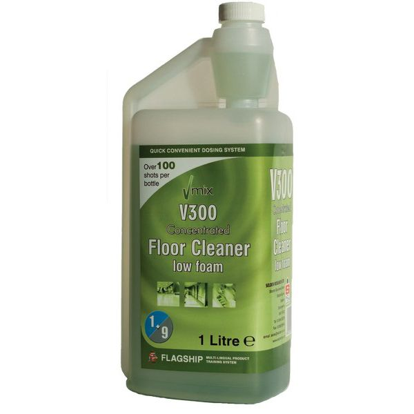 low foaming floor cleaner concentrate 803 p