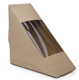 cp064 compostable deep fill sandwich wedge 1519