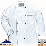 C776 - Executive Chefs Jacket - Portwest