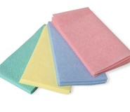 Colour Coded All Purpose Cloth Non Woven