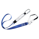 FP50 - Webbing Lanyard With Shock Absorber