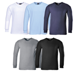 B123 - Thermal T-Shirt Long Sleeve