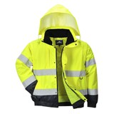 C468 - Hi Vis 2 in 1 Jacket Portwest