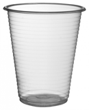VER090 - Clear 7oz Drinking Cup