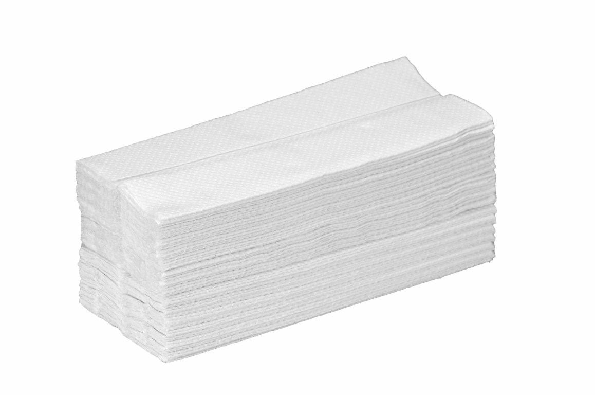 white c fold hand towels 189 p