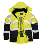 S670 - Hi Vis 2 Tone Breathable Jacket
