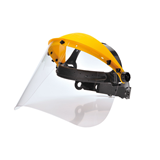 PW91 - Browguard with clear visor