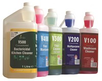 v mix concentrated cleaner 126 c