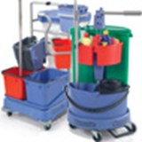janitorial trolleys 104 c