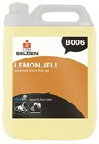 Lemon Floor Gel 5ltr