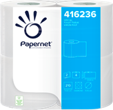 Papernet 2 ply Sustainable Toilet Rolls
