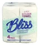 Bliss Kitchen Towel Roll