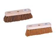 Soft Natural Coco Fibre Brush