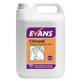 Citrand Heavy Duty Hand Cleaning Gel - 5ltrs