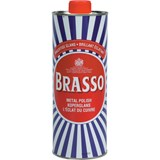 Brasso 1ltr - Suitable for brass, copper, stainless steel.....